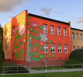Základní škola - fotka